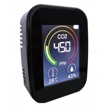 Погодная станция с мониторингом CO2, влажности и температуры окружающего воздуха