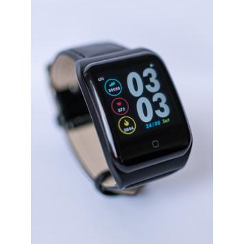Смарт часы, с давлением, ЭКГ и пульсом: ECG+PPG-1