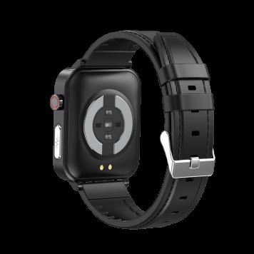 Фитнес-браслет, профессиональная серия с мониторингом давления, пульса, оксигенации, дыхания и ЭКГ-1