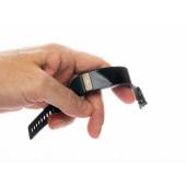 Фитнес трекер, с  мониторингом температуры, ЭКГ и пульса ECG+PPG
