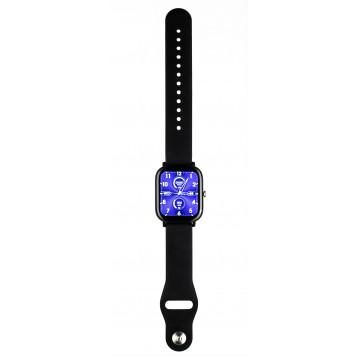 Смарт-часы c bluetooth звонком, расчетом оксигенации и давления-3