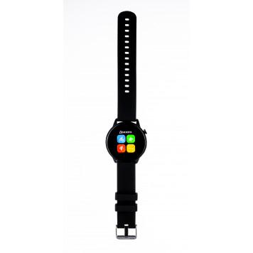 Умные часы для мониторинга температуры, кислорода крови и давления -2