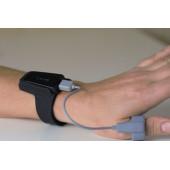 Браслет - монитор насыщения крови кислородом