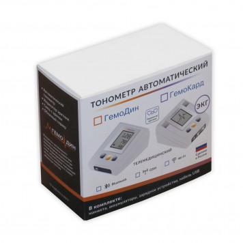 ГемоДин  Bluetooth/ GSM автоматический тонометр-2