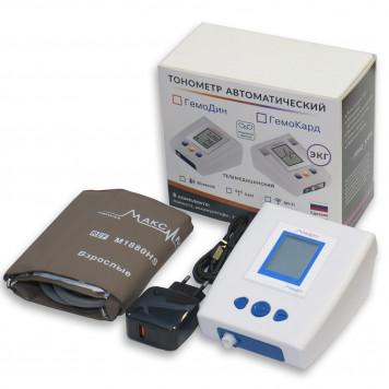 ГемоДин  Bluetooth/ GSM автоматический тонометр-1