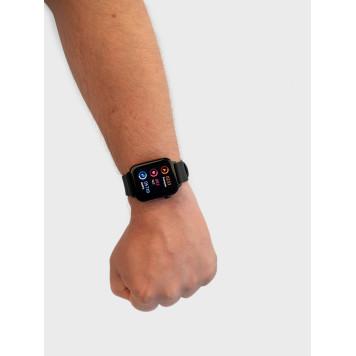 Фитнес-браслет, профессиональная серия с мониторингом давления, пульса, оксигенации, дыхания и ЭКГ-4